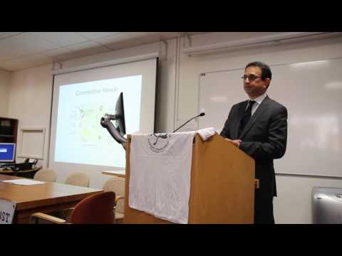 Professor Qasim Aziz on Chronic Intestinal Pseudo Obstruction - PORT Patient Day 2015