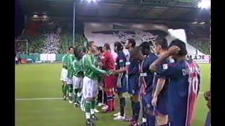 ASSE 3-0 PSG - 7e journée de L1 2005-2006