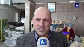 تراجع حركة النشاط التجاري في محافظة العقبة 28/3/2020