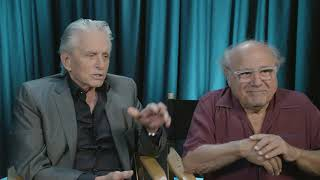 "Michael Douglas and Danny DeVito: Casting and Authenticity for ""One Flew Over the Cuckoo's Nest"""