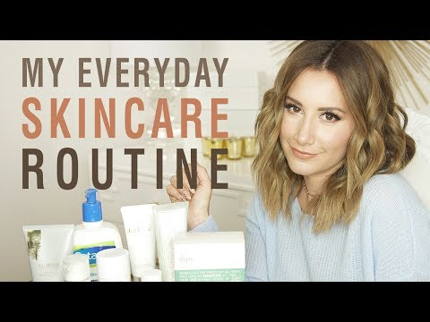 My Everyday Skin Care Routine | Ashley Tisdale