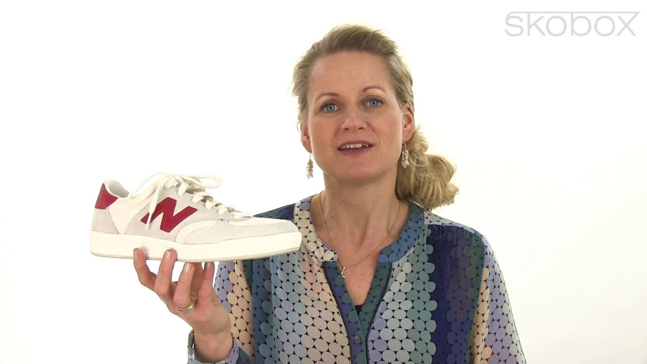 New Balance – Hvid New Balance CRT300WR Sneakers - YouTube e94ca4c4a