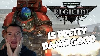 Warhammer 40,000 Regicide Gameplay - REGICIDE MODE First Impressions