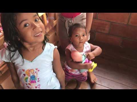DJ CherishTheLuv & Erwin Musper Ecuador Orphanage