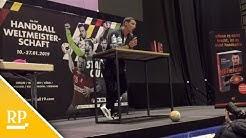Handball-WM 2019 - Stefan Kretzschmar beantwortet Fragen von Kindern