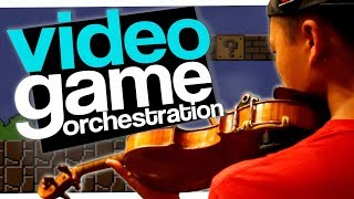 Orchestrating Video Game Music (for live orchestra)