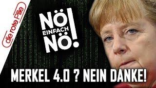 Merkel 4.0 ? Och Nö !