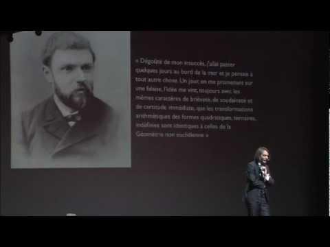 TEDxParis 2012 - Cedric Villani - La naissance des idées