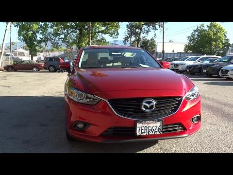 2014 Mazda Mazda6 Los Angeles Cerritos Van Nuys Santa Clarita Culver City Ca P2564 Youtube