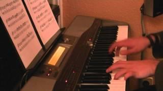 Me cuesta tanto olvidarte - Mecano piano instrumental