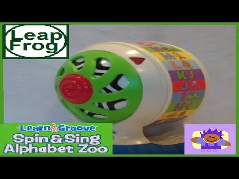 2006-leapfrog-baby-spin-&-sing-alphabet-zoo-ball