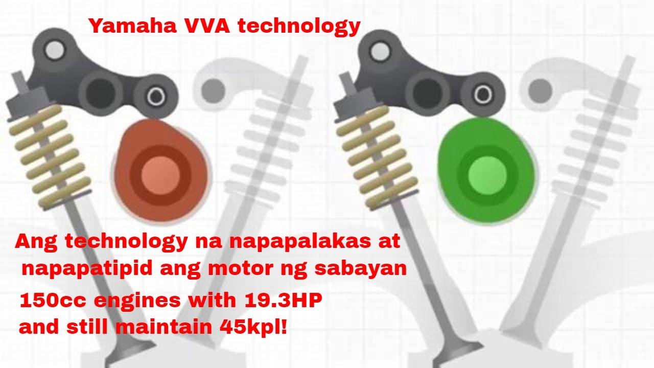 Download Yamaha VVA Simplified Explanation (Tagalog) Excalibur Explains Series Ep. 1