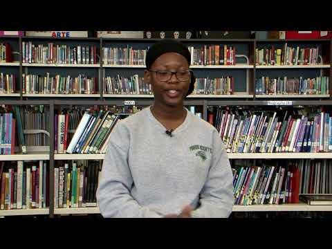 Student Spotlight - Samirah Providence
