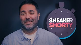 Sneaker Shorty mit Hikmet Sugoer