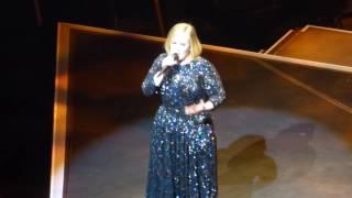 5/7 Adele - Sweetest Devotion @ Verizon Center, Washington, DC 10/10/16