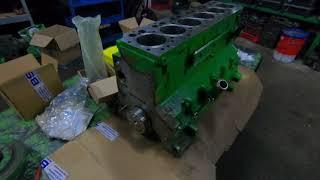 John Deere 7430. Naprawa silnika cz. 3. Omówienie kosztów i zastosowanych części.