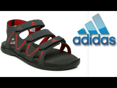 5ae0461a8f0f Adidas bustle M sandal UNBOXING - YouTube