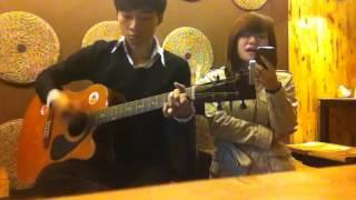 Với Em Là Mãi Mãi Guitar ( Hương Tràm )  Covered by Thục Anh
