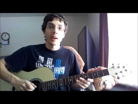 Amazed - Lincoln Brewster (Guitar Tutorial)