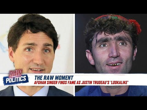 Canada PM Justin Trudeau: is this Afghan singer his lookalike? Mp3