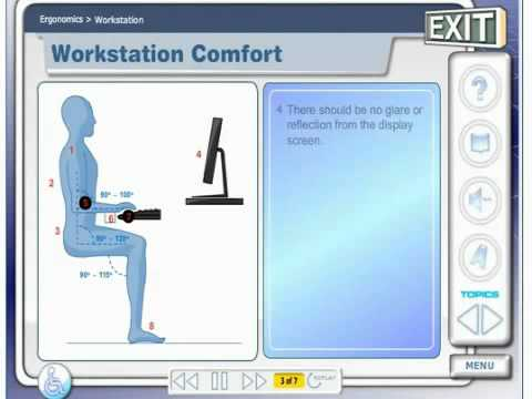 HSA Ergonomics in the Workplace