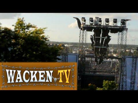 Wacken Open Air 2016 - Official Trailer (Early Version) - Rain or Shine