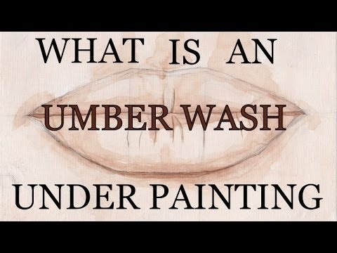 WHAT IS AN UMBER WASH?