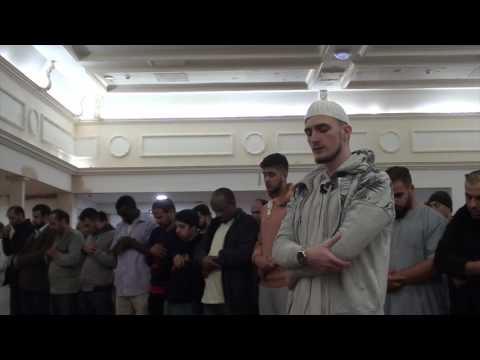 Qari Fatih Seferagic - Taraweeh Prayer - Masjid al-Rahma, Wolverhampton