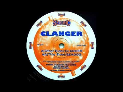 Clanger - Clanger (33 +8 RPM)