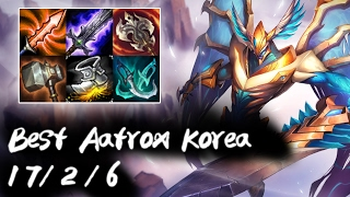 Best Aatrox Korea Top vs Singed | 76% Win Rate | Korea High Elo