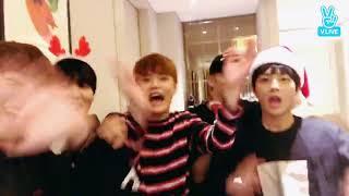 [Hyunku,gunmin,jaejun (RBW),youngjo & chandong] MIXNINE XMAS GIFT  special live broadcast