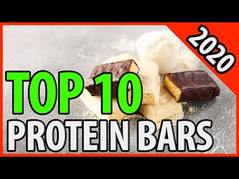 Best Protein Bars 2020 | TOP 10