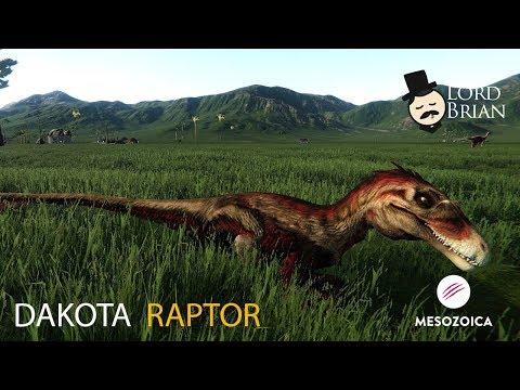 Mesozoica -  Dakota Raptor