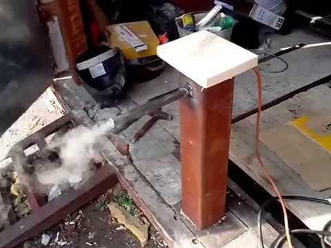 Дымогенератор для холодного