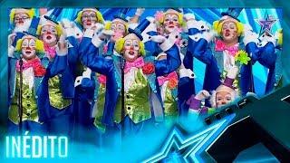 ¡Los NIÑOS de la MURGA ZETA ZETAS! ¿MEJORES que sus PADRES? | Inéditos | Got Talent España 5 (2019)