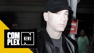 Eminem Is Totally Chill With Losing Half His Fan Base Over Trump Criticism
