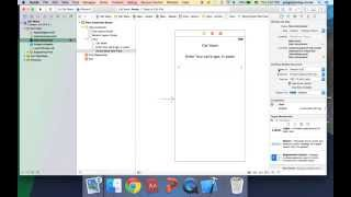 iOS programming Swift Tutorial #3: Converter Caculator App with Xcode 6