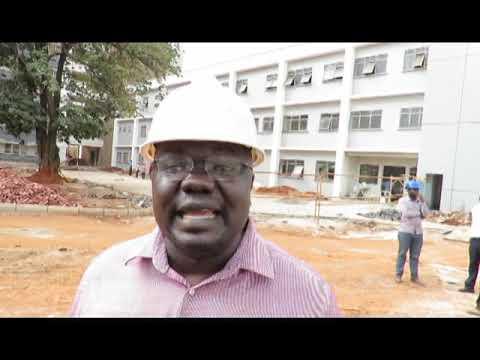 #PMLive: Mulago Hospital Renovations