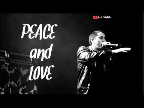 Peace and Love -Canserbero ft Arkano - Letra