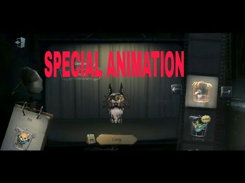 2 new wolf pet have special animation, IDENTITY V