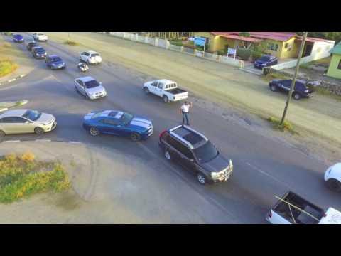 Polis purbando di suaviza problema di trafico riba 'green corridor'