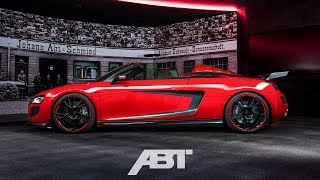 ABT R8 GTS Cinematics | ABT Sportsline