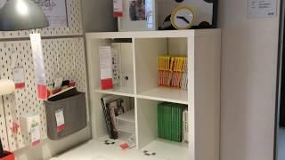 ИКЕА обзор дизайна квартиры/спальня и Детская
