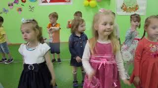 День защиты детей. Одуванчик, средняя группа