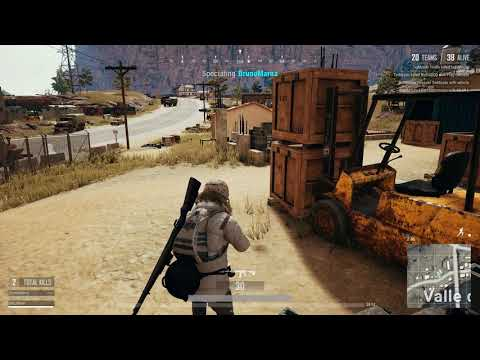 PUBG - Went to the bathroom to pee and came back to win the game (DUos 6 kills) TPP
