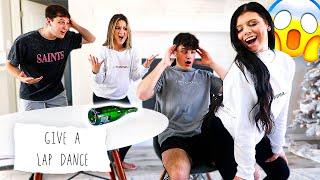 SPIN THE BOTTLE CHALLENGE!