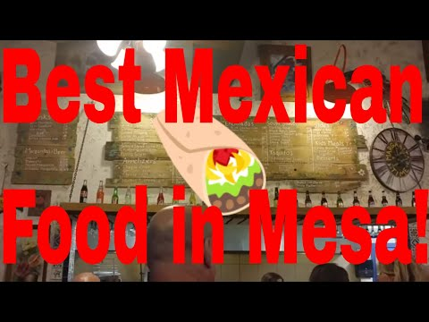 Best Mexican Food!