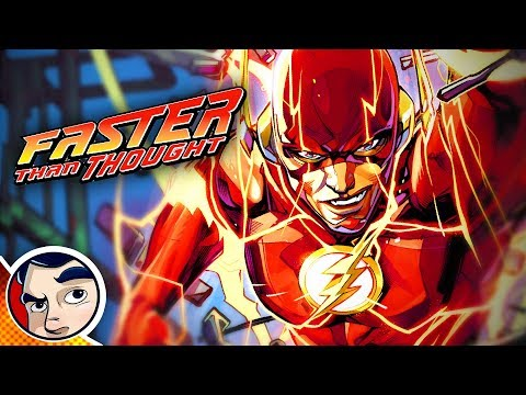 "Flash ""More New Powers! Sage Force!"" - Complete Story"