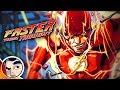 """Flash """"More New Powers! Sage Force!"""" - Complete Story"""