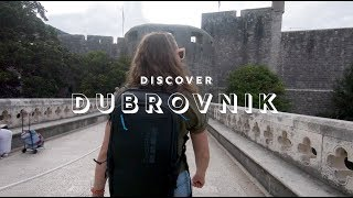 How to get away from the crowds in Dubrovnik - Lonely Planet x GoPro